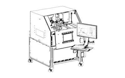 Start of laser development